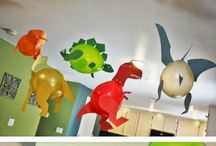 Dinosaurs / Ideas, activities and lessons for Pre-K through Elementary that teach about dinosaurs.