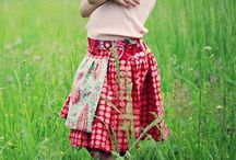 little girls {clothing} / by Marci Welcker