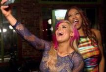 "Total Divas / Don't miss WWE Divas The Bella Twins, Natalya and The Funkadactyls starring in ""Total Divas"", every Sunday night at 10/9 CT on E!"