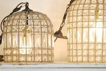 Lamps & Lighting / Lights and Lamps - for living areas, study and bedrooms, wall mounted, ceiling mounted lights. Also some DIY light projects for lampshades and finishes.