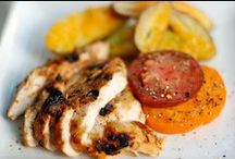 Eat... Chicken & Turkey / Recipes using chicken as the main ingredient. Mostly entrée courses some salads.