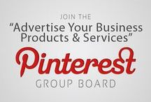 Advertise Your Business Products & Services / The Woo Club is keen to promote your business, its products and services.  3 pins daily. If you pin the same pins daily or over pin you will be removed from the board.