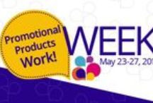 Promotional Products Work! Week / Join Us! Promotional Products Work! Week is an industry-wide event dedicated to celebrating promotional products and the value they create. Celebrated annually, the week-long event is designed to engage key stakeholders and buyers by opening doors, serving the community, advocating for the industry and showing appreciation. / by PPAI - Promotional Products Association International