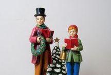 Vintage Christmas Decor / Vintage Christmas items to adorn your home this holiday season!!