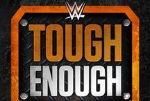 WWE Tough Enough / Are you #ToughEnough to be the next WWE Superstar? Submit your application and audition video at http://WWEToughEnough.com, and see 15 competitors try to reach their dream starting June 23 at 8/7c on USA Network. / by WWE