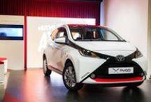 TOYOTA AYGO / ¡En sus marcas, listos, fuera! El nuevo Toyota AYGO desembarca en Barcelona y sale de inGracia para llegar a los concesionarios de toda España.