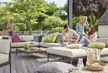 Lounge / Exklusive Loungemöbel von Garpa Garten & Park Einrichtungen