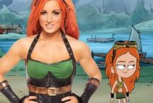 Camp WWE / Don't miss WWE Network's new animated comedy series Camp WWE, on-demand starting May 1st after WWE Payback! / by WWE