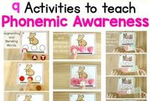 Phonemic Awareness / Phonemic/phonological awareness is the ability to hear, identify and manipulate sounds (phonemes).  These resources provide ideas to help you implement phonemic awareness in your classroom.