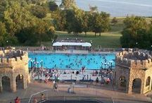 Cool pools & water parks