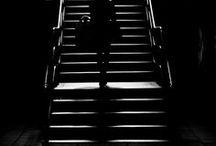 Chiaroscuro / Clair-obscur, photo contrastées, sombre, clair