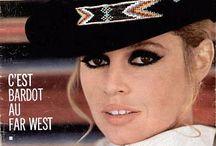 Documents divers sur Brigitte Bardot (1)