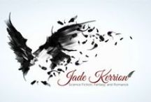 Jade Kerrion's Novel Covers / Jade Kerrion writes at 3 a.m. when her husband and three sons are asleep. Her award-winning, best-selling science fiction, fantasy, and contemporary romance novels aspire to make her readers as sleep-deprived as she is. Visit her at http://www.jadekerrion.com