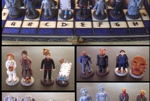 Doctor Who / A board dedicated to Doctor Who :) / by Nicole Leatherman