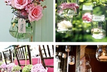decorating with flowers / by Ever After