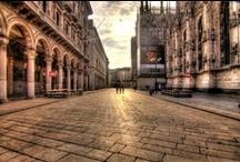 Milano.. Seen by You! / Scatti di Milano, immagini che rappresentano i tanti volti di questa cosmopolita città!  Let you inpire and.. PIN!