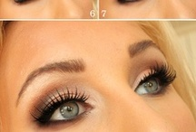 Hair, Make-Up & Beauty Ideas / by Angie Langford
