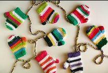 knitting needles&crochet hooks