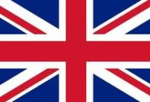 British Union Jack / All things showing the British Flag