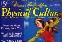Physical Culture Magazine / The Physical Culture Magazine digital collection consists of full text issues of the publication, which promotes health and fitness.  To learn more about this collection visit the Physical Culture Magazine in the Ball State University Digital Media Repository.