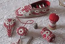 BRODERIE / by Violette SABOURIN