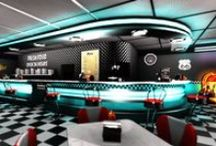 50s interior & style / Everything 50s, interior, design, style, clothing. / by Trackimpressions