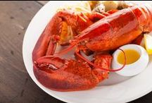 Nova Scotia Lobster / A collection of the recipes/photos that are submitted for our monthly contest featuring Nova Scotia products. This one is all about lobster!