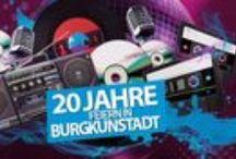 QSIX Veranstaltungen / Events und Veranstaltungen im QSIX Burgkunstadt, Lichtenfels, Kulmbach, Coburg, Kronach