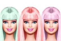 Barbie Girl in a Barbie World / by Ang
