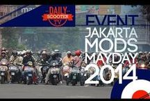 My Daily Scooter - Event / Event scooter In Indonesia do not forget visit www.mydailyscooter.com