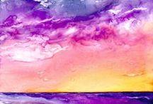 Watercolor art / Watercolor art