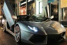 Luxury Cars / Coches de Lujo