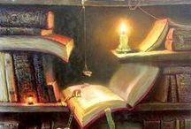 ▷ Books, Books, Books ◁