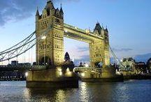 LONDON / by Rosemary Orlu