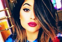 Kylie Jenner  / Love this girls styles!