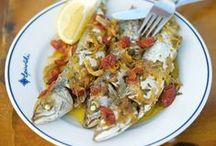 Seafood Specials / Seafood Specials