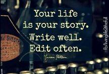 Writing a great novel / Writing Novels