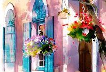 A02 Watercolor