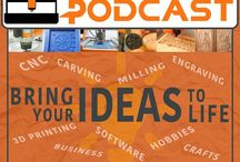 You Create Podcast:  CNC ideas, inspiration #DIY #CNC router #3D printing mill carve engrave woodworking / You Create Podcast takes the fear out of CNC & 3D printing & makes it fun & achievable for everyone to excel in this amazing technology. Everyone has ideas, we want to help make them a reality! What will YOU Create?  http://youcreatepodcast.com   #DIY #CNC router #3D printing mill carve engrave woodworking
