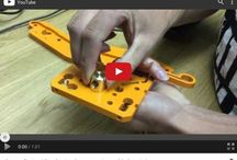 Videos, tutorials, helpful hints for #STEPCRAFT #CNC router #3D printing #laser mill carve engrave woodworking / #STEPCRAFT videos, tip and tricks for your #Stepcraft #CNC router #3D printing mill carve engrave woodworking