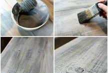 DIY workworking tricks, distressed wood etc. #CNC router #3D printing mill carve engrave woodworking #STEPCRAFT / DIY workworking tricks, distressed wood etc. #CNC router #3D printing mill carve engrave woodworking