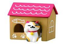 The Cutest Cat Capsule Toys Gachapon! / The Cutest & Quirkiest Cat-Theme Capsule Toys