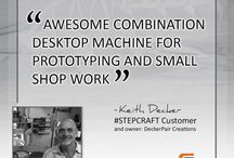 #STEPCRAFT REVIEWS / #STEPCRAFT, Inc. reviews #CNC