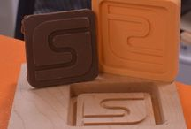 Rubber stamp with #STEPCRAFT / Rubber stamp with #STEPCRAFT
