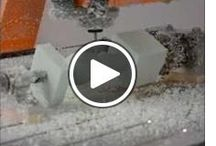 4th Axis Rotary on #STEPCRAFT / 4th Axis Rotary on #STEPCRAFT
