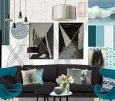 Дизайн интерьера: интерьерный коллаж / Декорируем интерьер, разрабатываем стилистику вашего будущего дизайна интерьера, коллажируем гостиную, кухню, спальню, детскую комнату, кабинет, ванную.  Ваш проработанный дизайн интерьера вместе с Декоратус 8!   САЙТ ПО ДИЗАЙНУ ИНТЕРЬЕРА: http://decoratus8.ru/