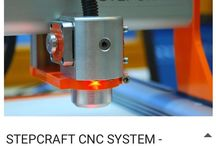 Automatic Tool Changer #STEPCRAFT / Multifunction attachments for #STEPCRAFT #CNC