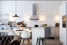 Kitchens & Dining areas / by A faded palette