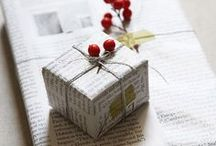 | GIFT WRAP | PACKAGING | / by Funct_el