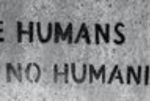 Be A Human / by Essence 7